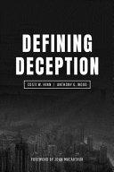 Defining Deception PDF