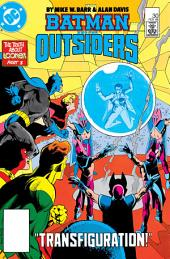Batman and the Outsiders (1983-) #30