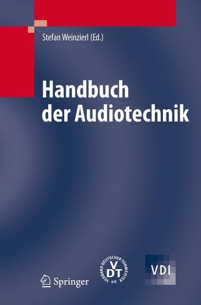Handbuch der Audiotechnik PDF