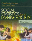 Social Statistics for a Diverse Society Bundle  With DVD ROM and Access Code