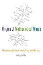 Origins of Mathematical Words