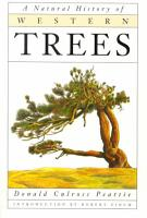 A Natural History of Western Trees PDF
