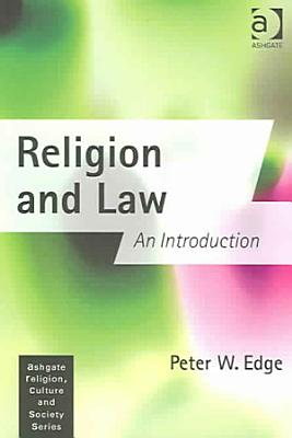 Religion and Law PDF