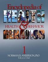 Encyclopedia of Health and Behavior PDF
