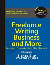 Freelance Writing Business: Step-by-Step Startup Guide