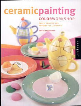 Ceramic Painting Color Workshop PDF