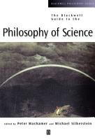 The Blackwell Guide to the Philosophy of Science PDF