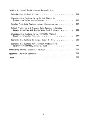 Proceedings of International Symposium on Animal Health and Disease Data Banks  December 4 6  1978  Washington  D C  PDF
