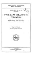 Reorganization of Science in Secondary Schools PDF