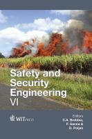 Safety and Security Engineering VI PDF