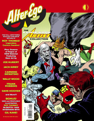Alter Ego  The Comic Book Artist Collection