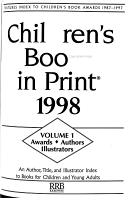 Children s Books in Print PDF