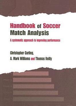 Handbook of Soccer Match Analysis PDF