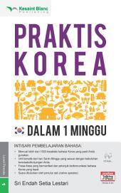 Praktis Korea dalam 1 Minggu
