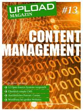 UPLOAD Magazin #13: Content Management