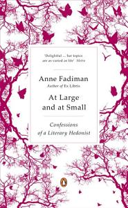 At Large and at Small Book
