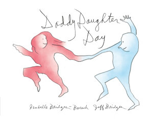 Daddy Daughter Day Book PDF