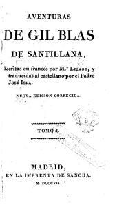 Aventuras de Gil Blas de Santillana, 1-2