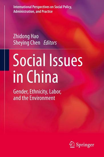 Social Issues in China PDF