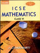 Icse Mathematics For Class Vi