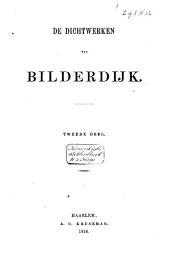 Aanwijzing der oude en nieuwere dichters door mr. W. Bilderdijk en vrouwe K.W. Bilderdijk overgebragt of nagevolgd, met aanteekeningen: Volume 2