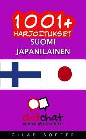 1001+ harjoitukset suomi - japanilainen