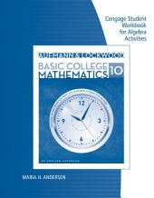 Student Workbook for Aufmann/Lockwood's Basic College Math: An Applied Approach, 10th: Edition 10