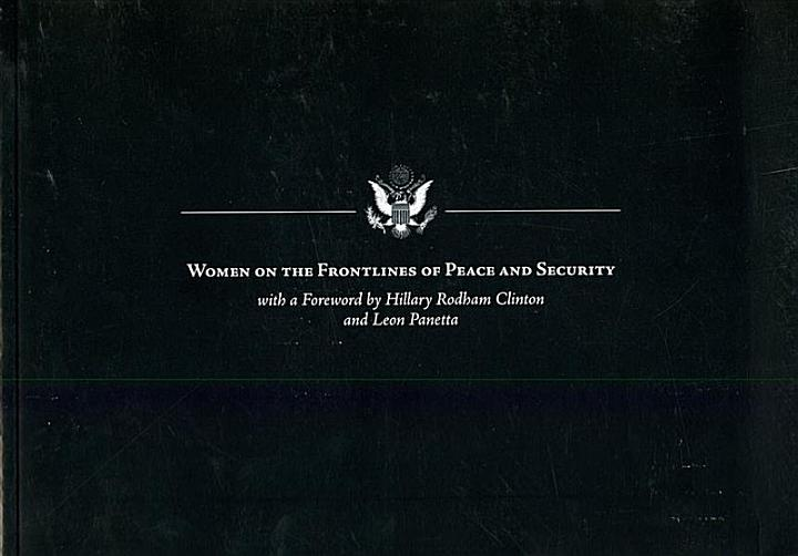 Women on the Frontlines of Peace and Security