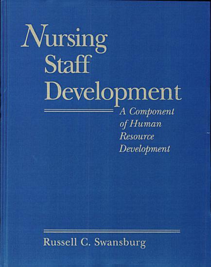 Nursing Staff Development PDF