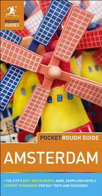 Pocket Rough Guide Amsterdam