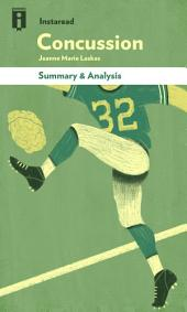Concussion: by Jeanne Marie Laskas | Summary & Analysis