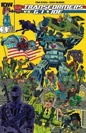 Transformers vs. G.I. Joe, Vol. 1