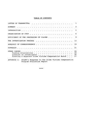 The Crime Victims Compensation Program PDF