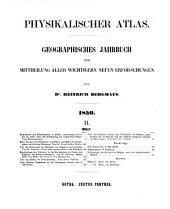 Geographisches Jahrbuch zur Mittheilung aller wichtigern neuen Erforschungen: Band 2