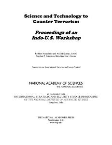 Science and Technology to Counter Terrorism
