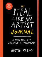 The Steal Like an Artist Journal PDF