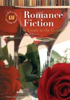 Romance Fiction  A Guide to the Genre  2nd Edition PDF