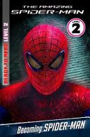 Becoming Spider Man PDF