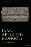 Iran After the Mongols PDF