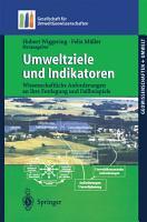 Umweltziele und Indikatoren PDF