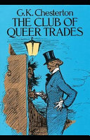 The Club of Queer Trades (Annotated Original Edition)