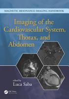 Imaging of the Cardiovascular System  Thorax  and Abdomen PDF