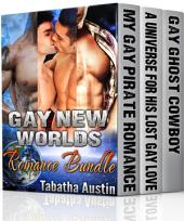 Gay New Worlds Romance Bundle: MM Gay Paranormal and Sci-Fi