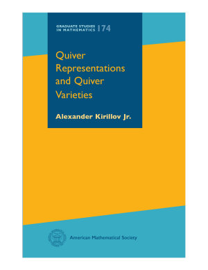 Quiver Representations And Quiver Varieties