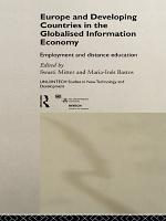 Europe and Developing Countries in the Globalized Information Economy