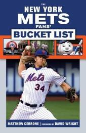 New York Mets Fans' Bucket List
