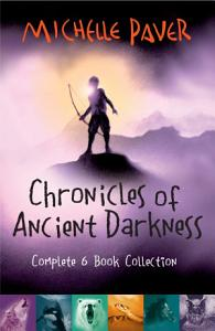 Chronicles of Ancient Darkness: Chronicles of Ancient Darkness Complete 6x EBook Collection