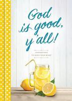 God Is Good  Y all  PDF