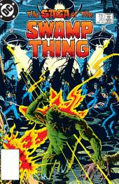 The Saga of the Swamp Thing (1982-) #20