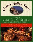 Claire s Italian Feast PDF